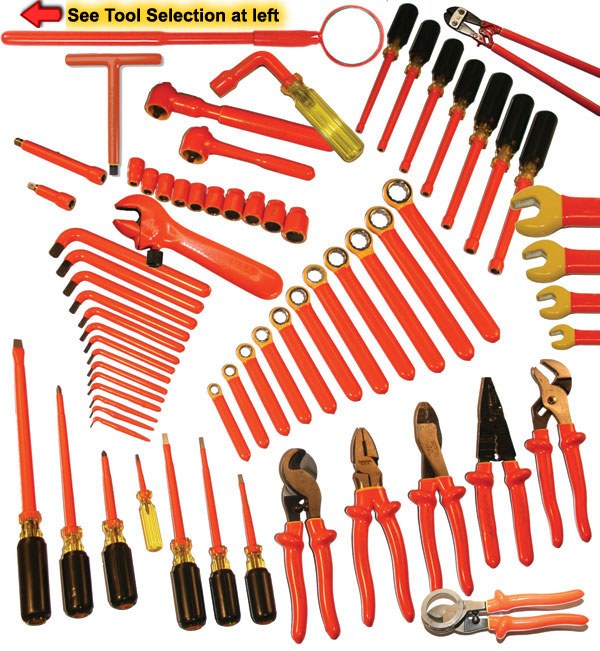 Insulated Electrical Tools