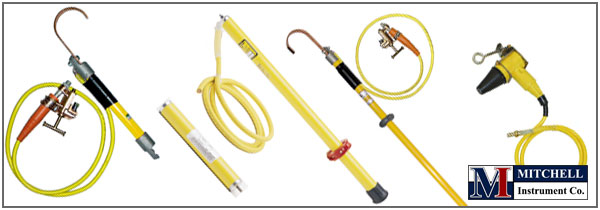 Shorting Probes & Capacitive Discharge Tools