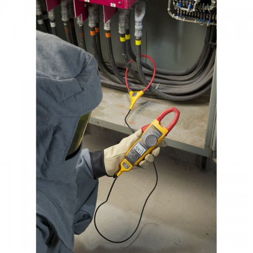 Fluke 376 1000 Amp TRMS AC/DC Current Clamp Meter with 2500