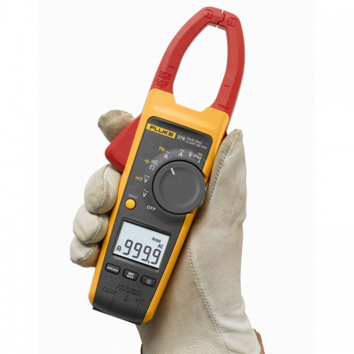 Fluke Current Probe : Fluke amp trms ac dc current clamp meter with