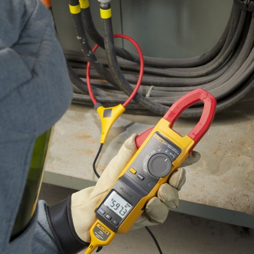 Fluke 381 Value Kit Includes Free Deluxe Test Leads And
