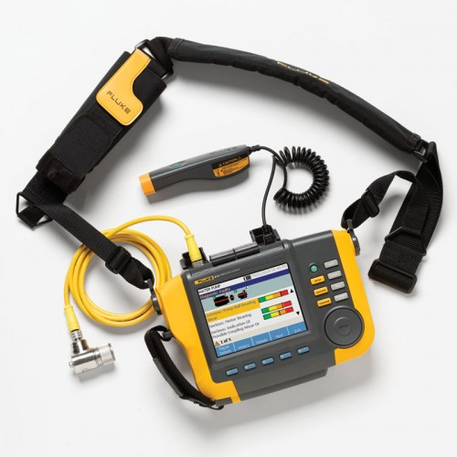 Mitchell Instrument Co Tester : Fluke handheld vibration tester with diagnostic
