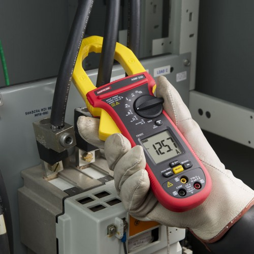 Can A Clamp Meter Measure Amps : Amprobe amp advanced large jaw trms ac dc