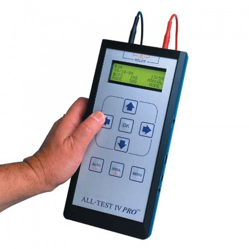 Electric Motor Tester : All test iv pro motor circuit analyzer mitchell