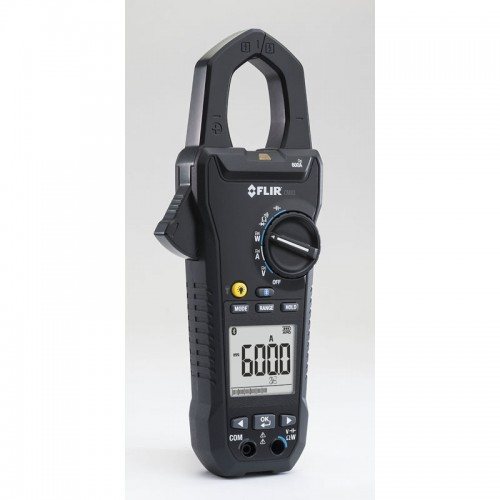 Amp Meter Clamp On : Flir cm amp power clamp on meter with vfd mode