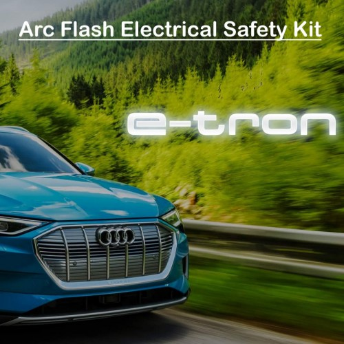 Audi ETRON Dealers High Voltage Personal Protective Equipment Custom