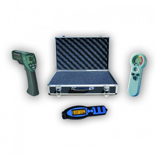 Mitchell Instrument Co Tester : Mitchell instruments bearing assessment value kit