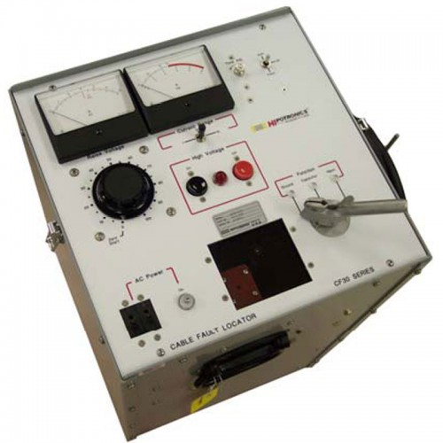Primary Voltage Tester : Hipotronics cf kv thumper mitchell instrument company