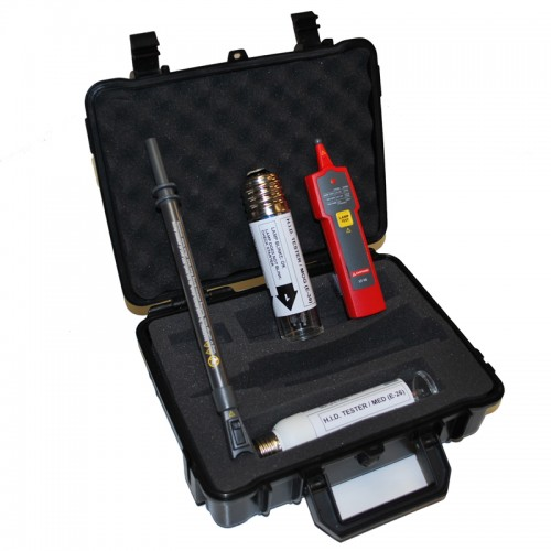 Mitchell Instrument Co Tester : Fluorescent and hid lamp test kit mit mitchell