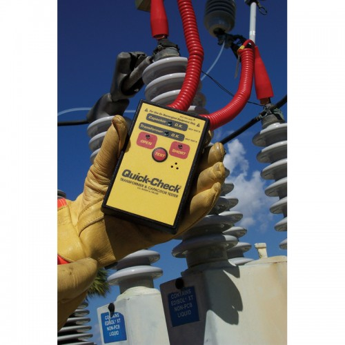 Lastcheck Transformer Tester : Quick check transformer and capacitor tester mitchell