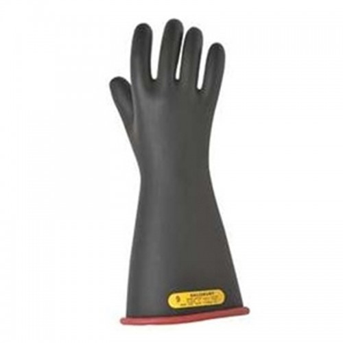 High Voltage Rubber Gloves : Salisbury e bcrb insulated rubber gloves mitchell