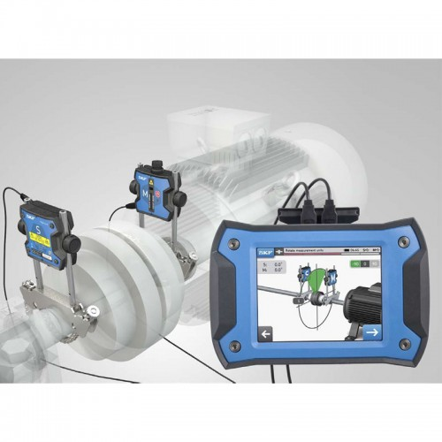 Skf tksa 31 laser shaft alignment kit with automatic pdf for Pump motor shaft alignment tools