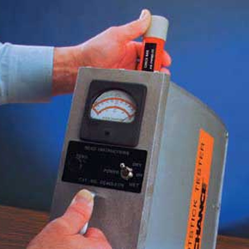 Chance High Voltage Tester : Chance hubbell c hot stick tester mitchell