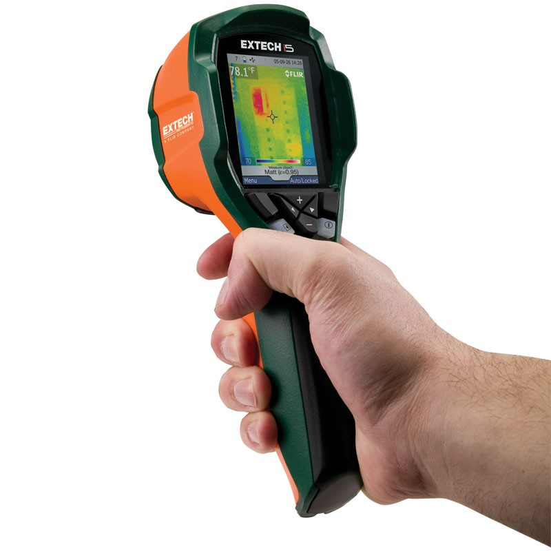 Extech I5 Low Cost Thermal Imaging Camera (IRC40 ...