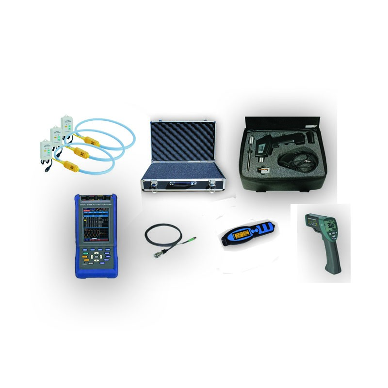 Mitchell Instruments Energy Monitoring Value Kit For