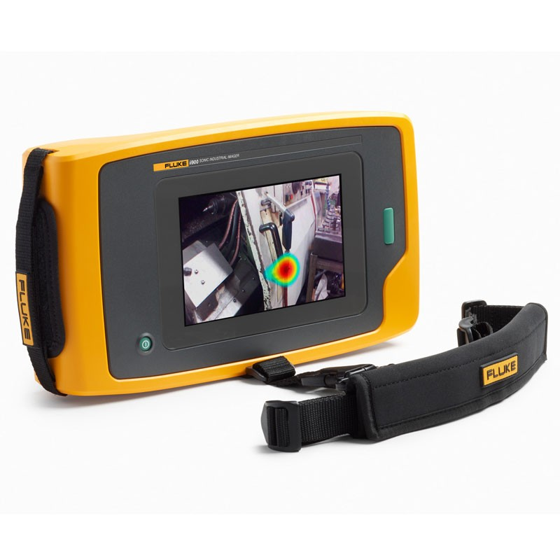 Fluke ii900 Sonic Industrial Imager - Find Leaks in