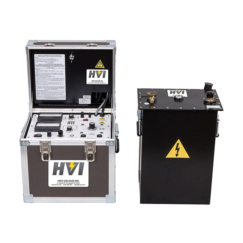 Mitchell Instrument Co Tester : High voltage pts dc hipot tester kv output