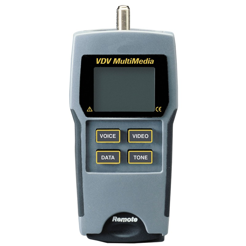 Ideal 33 856 Dvd Multimedia Cable Tester Mitchell