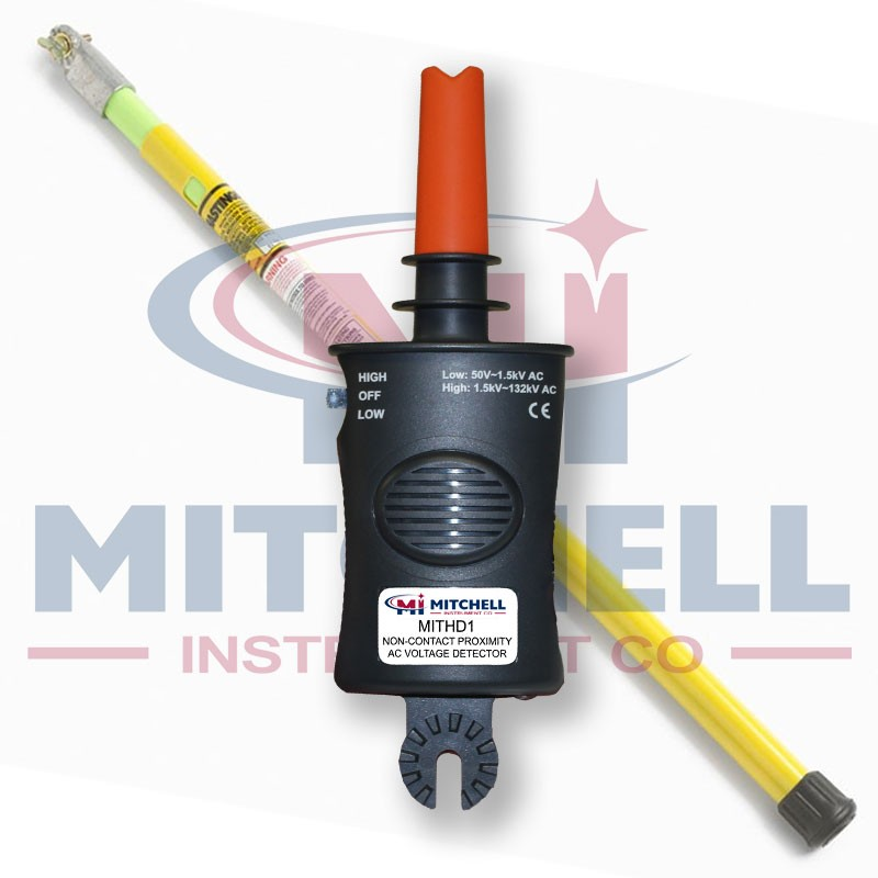 High Voltage Tic Tracer : Mitchell mithd non contact high voltage detector value