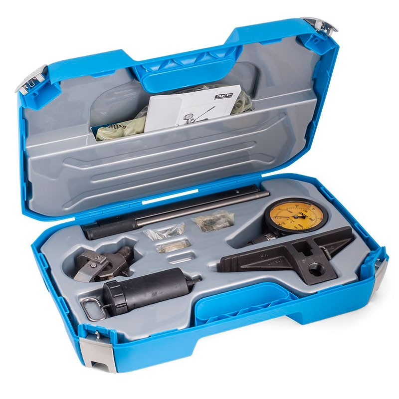 SKF 729101/400MPA Hand Operated Oil Injector Pump Kit