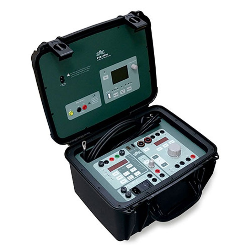 Noram SMC PTE-100-C Pro Current and Voltage Relay Test Set with