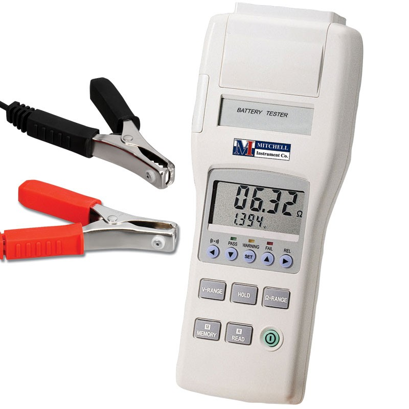 Mitchell Instrument Co Tester : Ups battery capacity tester mitchell instrument company