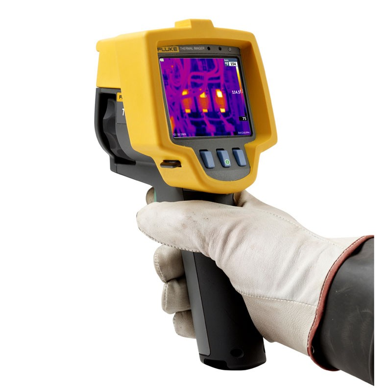 Fluke Ti9 Low Cost Industrial and Electrical Thermal ...