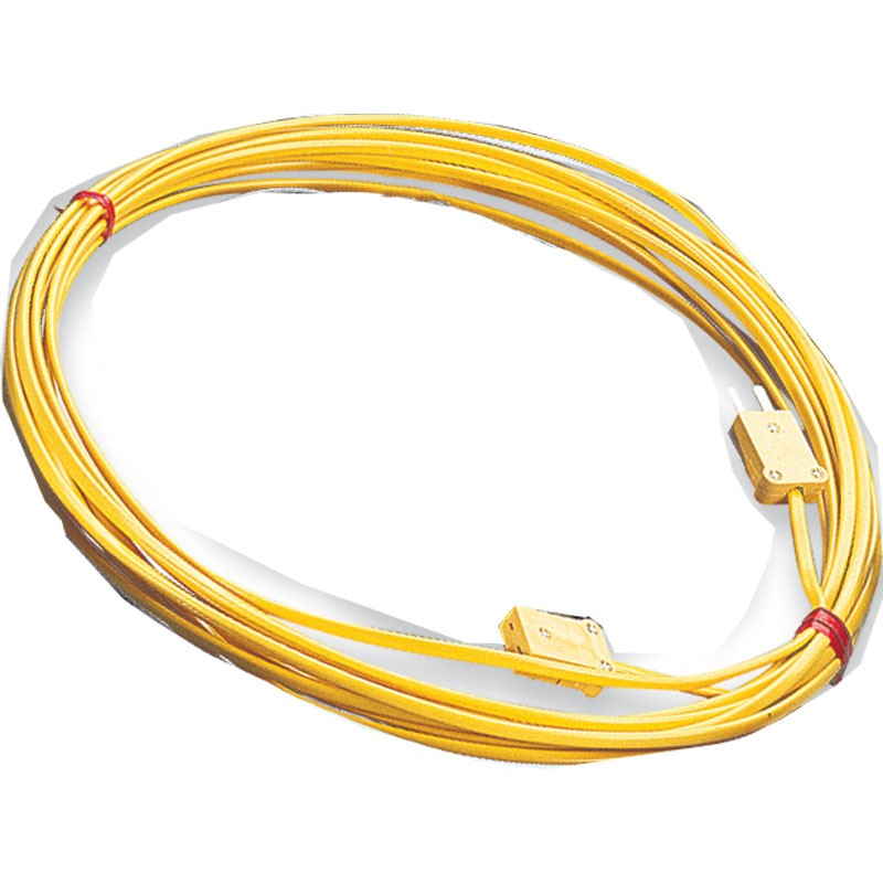 Thermocouple Extension Cable : Thermocouple extension cable type k foot mitchell