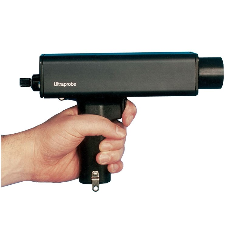UltraSonic Leak Detector: Ultraprobe 550 Basic Scanner Kit