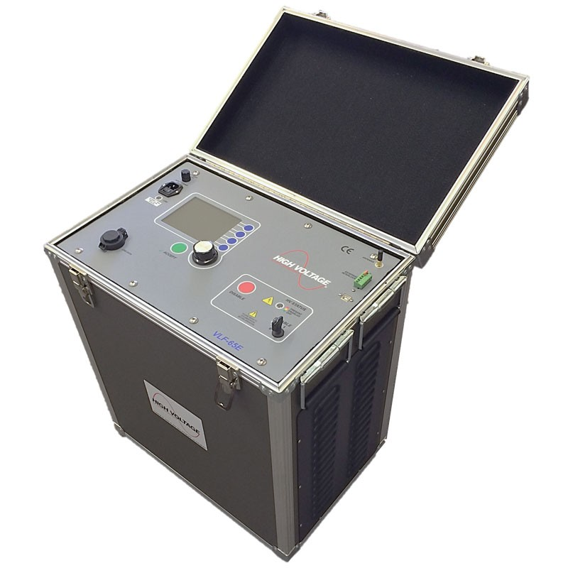 High Voltage Electrical Testers : High voltage vlf e kv very low frequency hipot