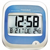 Control Company 1072 Calendar Thermometer Traceable Clock
