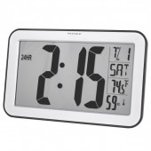 1080 Traceable® Jumbo-Digit Compact Radio-Controlled Wall Clock