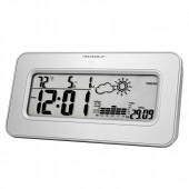 Control Company 1081 Traceable® Workstation Barometer Clock front view