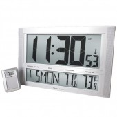 Traceable® 1087 GIANT-DIGITS™ Radio Atomic Clock with NIST Calibration Certificate