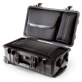 "Pelican 1510LOC Laptop Overnight Case 22""X13.81""X9"""