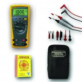 FLUKE 177 TRMS Multimeter w/ Blacklight - Free Value Kit Upgrade