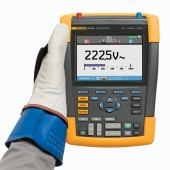 Fluke 190-202/AM/S ScopeMeter - 2 Channel 200 MHz Color Oscope with Software