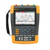 FLUKE 190-204 ScopeMeter - 4 Channel 200 MHz Color