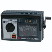 Major Megger MJ359 HandCrank/Line Powered Megohmmeter