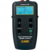 AEMC CA7027 Fault Mapper Pro Industrial Cabel Tester - Graphical TDR