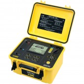 AEMC 6555 High Voltage Megohmmeter can supply up to 15kV and measure up to 30T ohms
