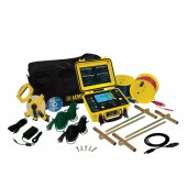 AEMC 6472 Multi Function Plus Ground Resistance Tester