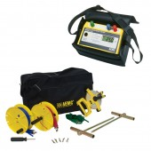 AEMC 3640-300 Ground Resistance Tester / Earth Resistance Tester Kit