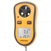 Control Company 3655 Traceable® Micro-Anemometer/Thermometer with NIST Calibration Certificate front view