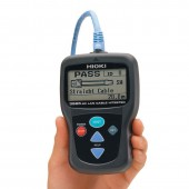 Hioki 3665-20 Lan Cable HiTester Network Verification Tester for Cat 3, Cat 4, Cat 5 or Cat 6 Ethernet Cable