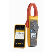 Fluke 375 FC 600 Amp TRMS AC/DC Current Clamp Meter with Fluke Connect (smart phone not included)