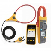 Fluke 376 FC 1000 Amp TRMS AC/DC Current Clamp Meter with 2500 Amp IFlex And Fluke Connect