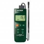 Extech 407119 ANEMOMETER HOT WIRE CFM HEAVY DUTY
