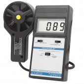 Control Company 4091 Digital Thermometer Traceable Anemometer