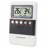 Control Company 4096 Traceable® Digital Humidity and Temperature Meter front view